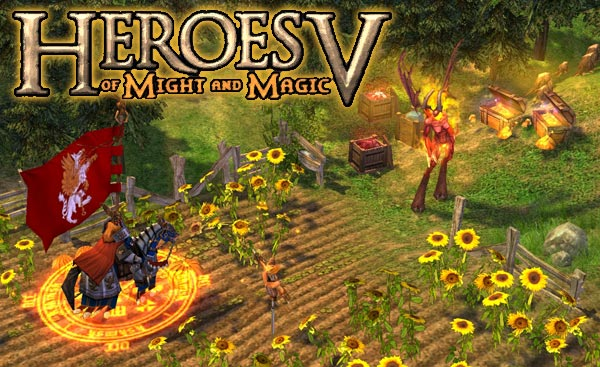 Heroes of Might and Magic 5 / Heroes V
